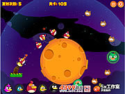 เกมส์Angry Duck Space