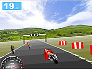 เกมส์Motorcycle Racing