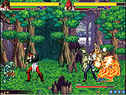 เกมส์The King of Fighters vs DNF